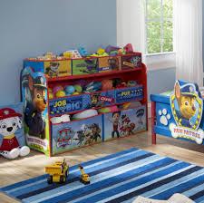 Disney Toy Organizer Nickelodeon Paw Patrol Deluxe Multi Bin Toy Organizer Toys