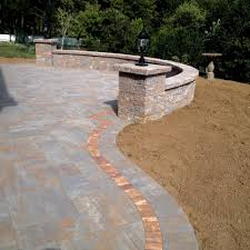 nicolock stone ridge xl westchester blend ridge brick caramel tan