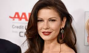 catherine zeta jones catherine zeta jones hair looks simply amazing as she promotes