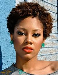 hairstyles for naturally curly hair over 50 short hairstyles natural short hairstyles for black women natural