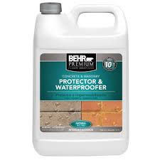 best product to repair seal and waterproof my cement floor before