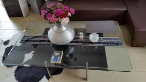 design glastisch massiver design glastisch in rheinland pfalz koblenz ebay