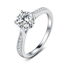 silver diamond rings cce 925 sterling silver diamond ring fashion models