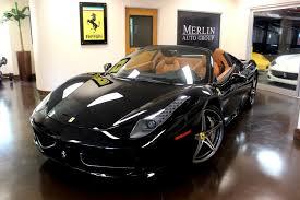 Ferrari 458 V8 - used 2014 ferrari 458 stock p3647c ultra luxury car from merlin