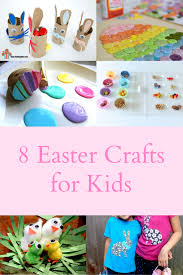 8 easter crafts for kids the write balance