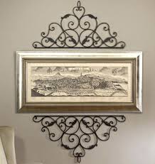 decorative wall ornaments best iron decor ideas on wrought iron
