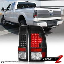 2016 f350 tail lights 2008 2016 ford f250 f350 f450 sd led parking brake ls black