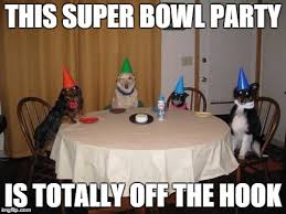Superb Owl Meme - super bowl party imgflip
