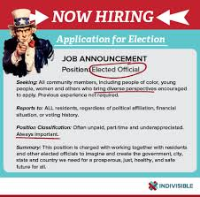 why bother voting election day aka national hiring day