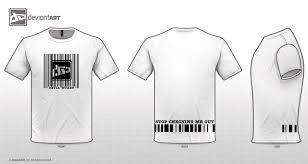 Barcode Designs For Barcode T Shirt By Spightful On Deviantart