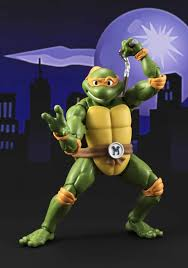 figuarts teenage mutant ninja turtles michelangelo