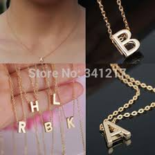 Gold Name Plated Necklace Discount Gold Chain Name Plate Necklace 2017 Gold Chain Name
