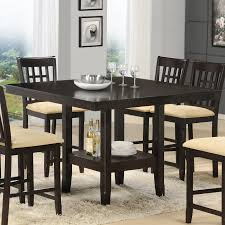 dining table with wine storage dining room table with wine rack dining room table w built in wine