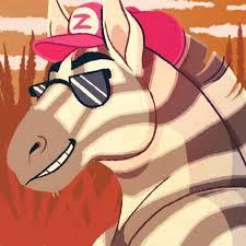 zebra gamer youtube