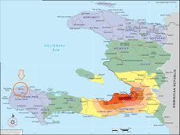 Haiti Map Friends Of Pdi Inc Helping Haiti One Student At A Time