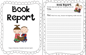 book report forms for first graders online portfolio builder for