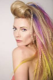80s layered hairstyles ombre hair color trends is the silver grannyhair style 1980s