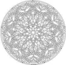 celtic mandala coloring pages coloring celtic mandala
