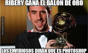 Crea Meme - balon de oro 2013 la aficion crea memes de ronaldo y messi kesta