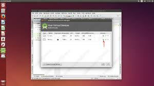 crear un emulador android sobre ubuntu o windows con android