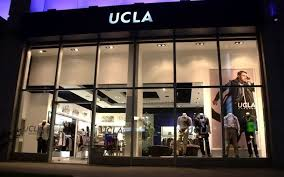 clothing stores ucla merchandise gains popularity in overseas markets brings home