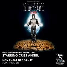 Foxwoods Casino Map Mindfreak Live Starring Criss Angel At Foxwoods Resort Casino 11