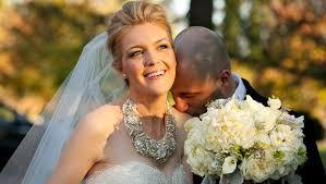 statement necklace wedding images Bridal statement necklaces for 2014 jpg