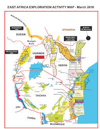 Eastern Africa Map by How Can Tanzania U0026 East Africa Manage Petroleum Revenues From
