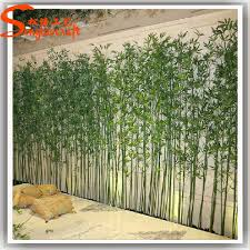 china factory manufacturer large cheap artificial bamboo
