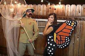 13 diy couples halloween costumes why buy when you can sew