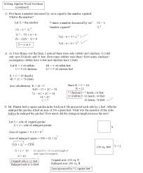 Mixture Word Problems Worksheet Math Plane Algebra Word Problems