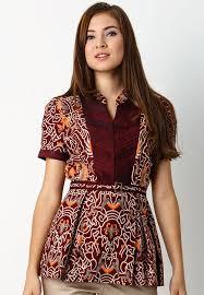 model baju atasan untuk orang gemuk 2015 model baju dan model baju batik atasan wanita modern 2018