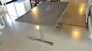 demi lune cuisine table de cuisine formica great best table de cuisine formica cool