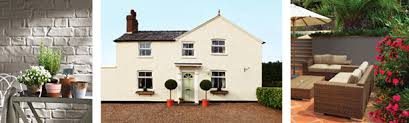 how to choose masonry paint self build co uk