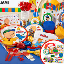 birthday party supplies caillou birthday party supplies caillou birthday party ideas