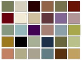 epic home decor color palettes for interior home paint color ideas