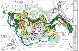 plans design landscape architect master plans blueprints in dallas