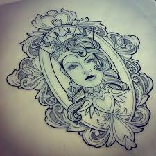 33 best classical frame tattoos images on pinterest tattoo frame