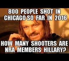 Meme Boromir - meme reveals hard truth about gun violence and the nra
