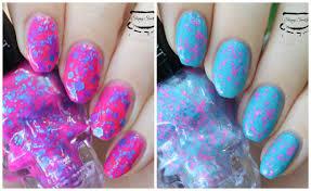 swatches blackheart beauty nail polish youtube