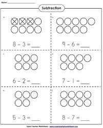 the 25 best subtraction worksheets ideas on pinterest teaching