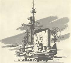 uss coral sea tribute site underway artwork