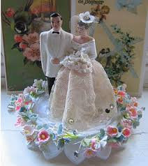 vintage cake topper wedding cake topper photo png