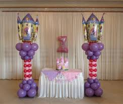 how to decorate birthday table birthday party organisers first birthday party organisers planners