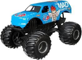 wheels monster truck jam wheels monster jam the mad scientist vehicle walmart canada