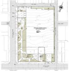Parking Building Floor Plan Allentown Proposes New Downtown Parking Garage Possibly More