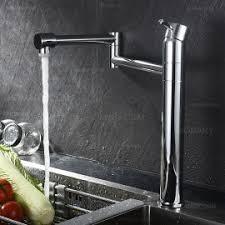 pot filler kitchen faucet deck mount retractable pot filler kitchen faucet handle in