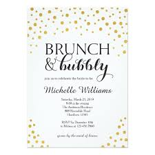 bridal shower invitations brunch bridal shower invitation brunch bubbly invite zazzle