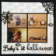 babies first halloween transparent background october challenge creative embellishments