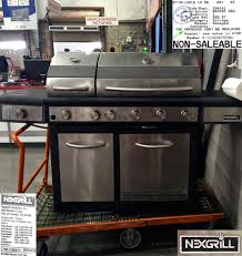 Costco Propane Fire Pit Review Of Costco Kitchenaid Nexgrill 720 0856v Bbq Grill Huge